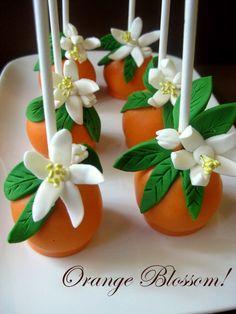 Orange Blossom-Sesame Cake With Peaches Recipes — Dishmaps