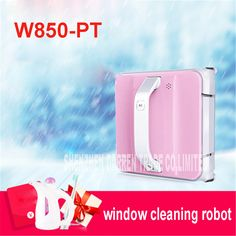 Window Cleaner Robot Full Intelligent Automatic Window Cleaning Robot, Framed and Frameless Surface Both Appliable Cleaning Appliances, Home Appliances, Window Cleaner, Robot, Cool Things To Buy, Surface, Windows, Frame, Tech