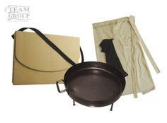 Disco de arado Executive Iron Pan, It Cast, Cooking, Home