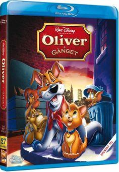 Disney klassiker 27: Oliver & gänget (Blu-ray) (Blu-ray)