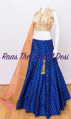 Shop Chaniya choli - handmade chaniya choli , ghaghra choli at afordable price Choli Designs, Lehenga Designs, Blouse Designs, Lehnga Dress, Lehenga Gown, Anarkali, Lehenga Blouse, Patiala Dress, Cotton Lehenga