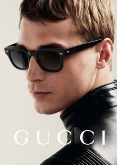 Clément Chabernaud for Gucci Fall/Winter 2014 Eyewear Campaign image Clement Chabernaud Gucci Eyewear Fall 2014 Campaign