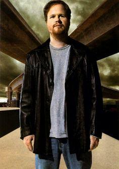 "Joss Whedon: ""Make it dark, make it grim, make it tough, but then, for the love of God, tell a joke."""