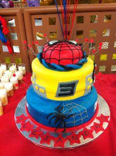 Spiderman Party  https://www.facebook.com/fiestasinfantilesmadrid