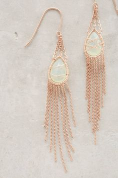Alcyone Fringed Drops #anthrofave