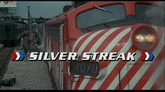 Silver Streak movie title, 1976