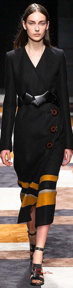 Salvatore Ferragamo Fall 2015 Ready-to-Wear Fashion Show