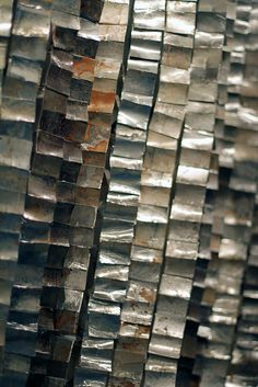 Metal is a resource that is hard, solid, opaque, and shiny too. It is usually used to make objects that are used in daily life.