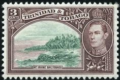 Trinidad and Tobago 1938 SG Mount Irvin Bay Fine Used SG Scott Other British Commonwealth Empire and Colonial Stamps Here