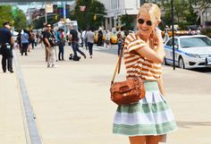 nyfw street style by tommy ton