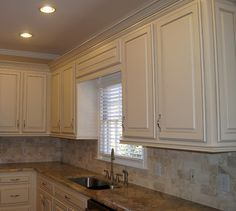 CCFF Kitchen Cabinet Finishes - traditional - kitchen - atlanta - Creative Cabinets and Faux Finishes. LLC