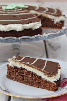 Tarun Taikakakut: Kinderkakku (26cm) Cheesecake, Sweet Bakery, Yams, Something Sweet, No Bake Cake, Tiramisu, Cake Recipes, Cake Decorating, Food And Drink
