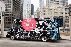 Food Truck Designs Boo Coo Roux Food Truck