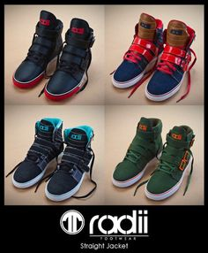 Radii Straight Jacket VLC (January 2012 release)  I'm feelin these right here!