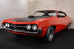 1970 Ford Torino Fastback