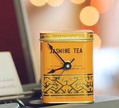 Que Faire avec votre boite à thé vide