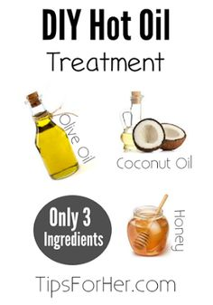 This home done hot oil treatment is perfect for growing your hair long and keeping it strong. Really simple and you only need 3 ingredients! Ingredients: 3 tbsp. Coconut Oil 2 tbsp. Olive Oil 1 …