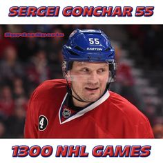 Sergei Gonchar Reaches 1300 NHL Games   Spyder Sports Lounge