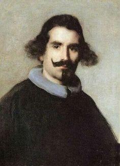 """Diego Velàzquez """"Autoritratto"""",Roma Musei Capitolini."""