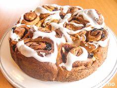 Herlig gjærbakst til høstsesongen! Pie, Bread, Baking, Desserts, Food, Torte, Tailgate Desserts, Cake, Deserts