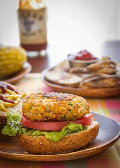 Ricette Vegan: Hamburger Vegetariani