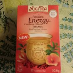 Drink in the great energy of the new day! #tea  #positivethinking