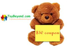Win a $50 ToyBeyond.com Coupon Ends 11/29