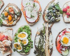 Why Toast Is Our Favorite Food Group of All Time - The Chalkboard