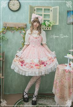 --> Highlight of the Week: ~Tea Time in Bordeaux~ Series Pre-order --> Cats, Macarons, Yogurt, Strawberry..... it has every cute print you need ^_^ --> Learn More: http://www.my-lolita-dress.com/newly-added-lolita-items-this-week/pre-order-avenue-denfer-tea-time-in-bordeaux-series