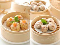 鮮蝦燒賣…在家也能輕鬆做 | 小小米桶