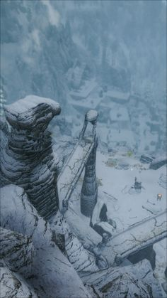 The Elder Scrolls V: Skyrim The Elder Scrolls, Elder Scrolls Online, Elder Scrolls V Skyrim, Fantasy Places, Fantasy World, Fantasy Art, Final Fantasy, Oblivion, Fallout