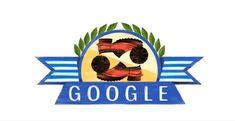 Στο αφιερωμένο στην επανάσταση του '21 doodle, οι γραφίστες της Google επέλεξαν να παρουσιάσουν ένα ζευγάρι δαφνοστεφανωμένα τσαρούχια, πλαισιωμένα...