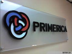 Primerica Custom Acrylic Display