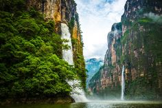 Sumidero Canyon by Travis White on 500px