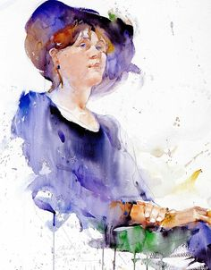 Charles+Reid+Watercolor | Reid,Watercolor Secrets | Progressing Backwards Unveiled: Charles Reid ...