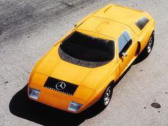 Mercedes Benz C 111. Had one as a kid. Size 1:50, tho.