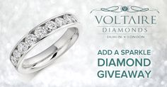 """Add A Sparkle"" Diamond Giveaway"