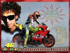 Valentino Rossi - valentino-rossi Photo