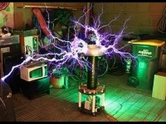 ▶ Satisfaction by Benny Benassi on Singing Tesla Coil - Musical DRSSTC - YouTube