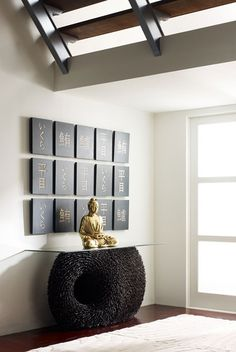 Bring in the zen and serenity your home needs with Eclectic Elements decor! www.eemiami.net