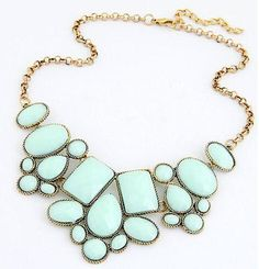 Pastels Away Necklace