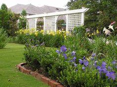 landscape home garden