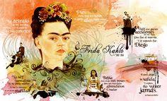 portadas para facebook de frida kahlo - Buscar con Google