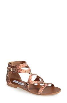 df6c9138662 Steve Madden  Comly  Gladiator Sandal (Women)