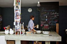 ATELIER RUE VERTE , le blog: Paris / Un loft lumineux /