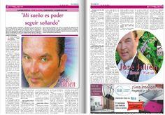 INTERVIÚ EN  7 Y MEDIO