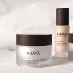 Mes Articles Du Jour: AHAVA de chez Itinéraire beauté ! Boutique beauté en ligne