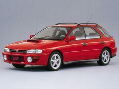 Subaru Impreza WRX STi Wagon