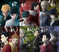 AJIN  Demi Human 1-6 DVD set Japanese Anime From Japan NEW | DVDs & Movies, DVDs & Blu-ray Discs | eBay!