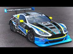 Joshua_X Fantasy Aston Martin GT3